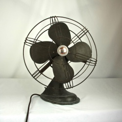 1950's REVO electric fan, fully rewired & pat tested