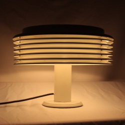 Very rare Kazuo Motozawa Saturno table lamp