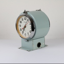 Industrial double sided Seiko clock