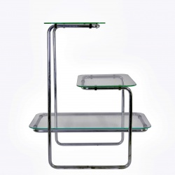 E Guillot B136 shelves Thonet 1930