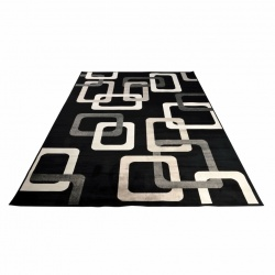 Rug designed by Andrée Putman
