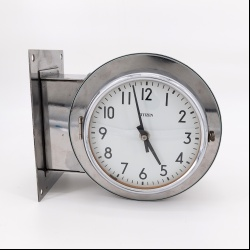 Citizen double sided clock